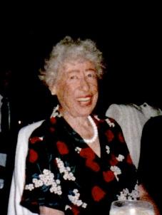 Helene Kupferman Greene May 8, 1911–October 31, 1999