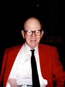 Ernest Charles Greene May 9, 1911 – February 8, 2004