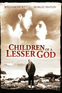 Children of a Lesser God movie poster, IMDB