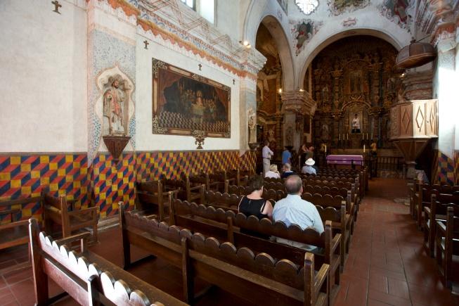 Mission San Xavier del Bac (30 of 54)