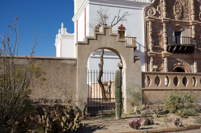 Mission San Xavier del Bac (35 of 54)