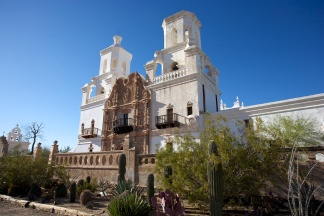 Mission San Xavier del Bac (50 of 54)