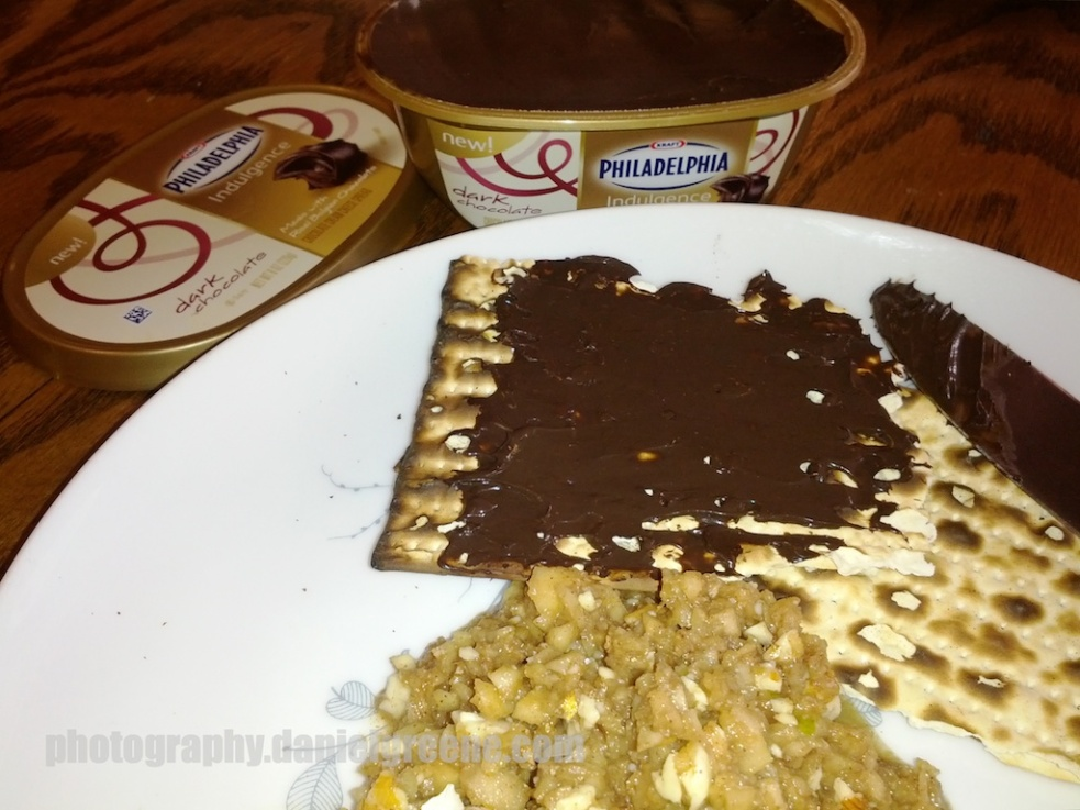 Philly Indulgence dark chocolate cream cheese