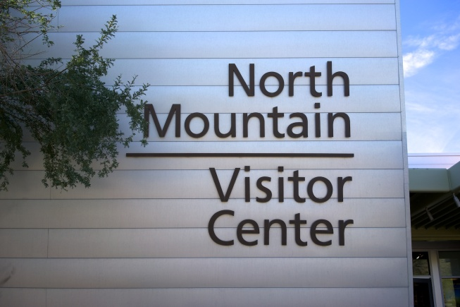 North Mountain Visitor Center hike (1 of 30)
