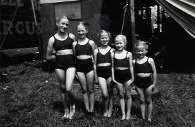 """Ash Lane Ohio May 12 -1940"" --Linda Preston"