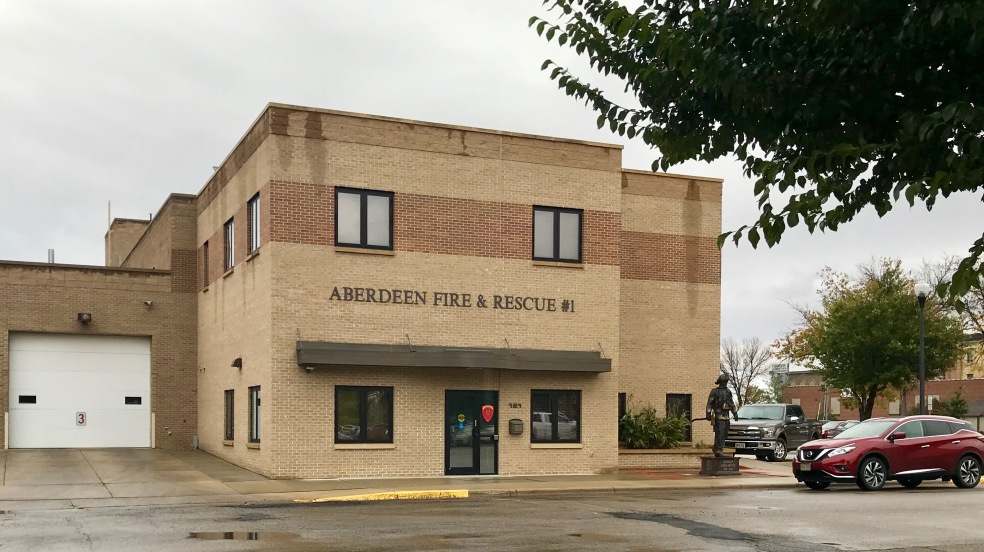Aberdeen Fire & Rescue #1